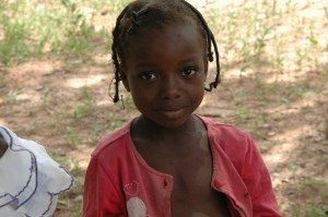 Burkinabe girl