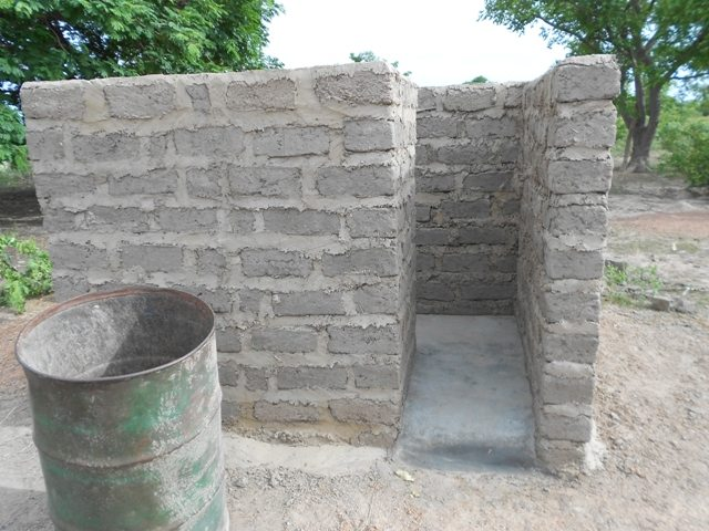 Building lavatories