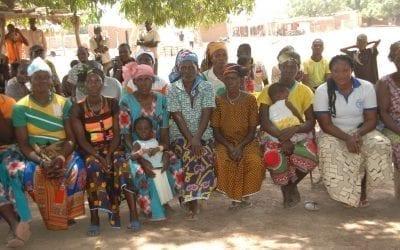 Impact van het bouwen van een medische post in Bona!
