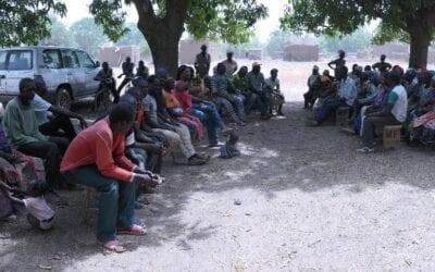 Nieuwe auto ASAP! Auto om dorpen te bezoeken in Burkina Faso is aan vervanging toe, niet meer veilig!