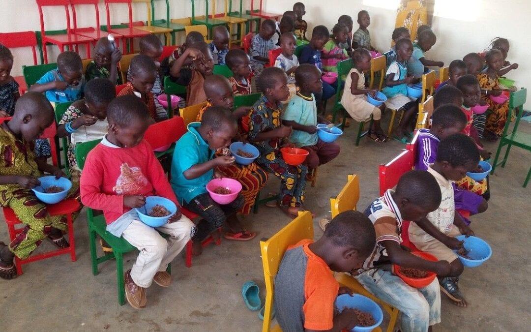 Het verhogen van eiwitten in het lunchprogramma op basisscholen