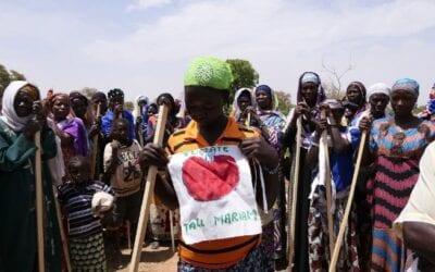 Update over de veiligheidssituatie in Burkina Faso