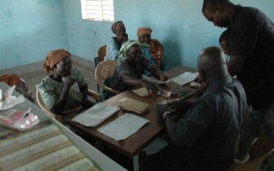 Creating new jobs in Burkina Faso