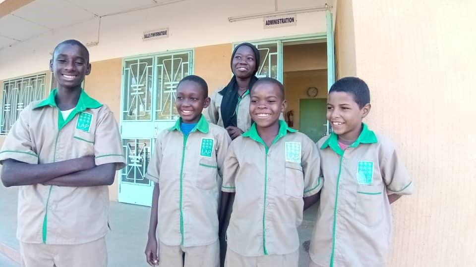 Middelbare Agrarische school (LAP) en vluchtelingenkinderen