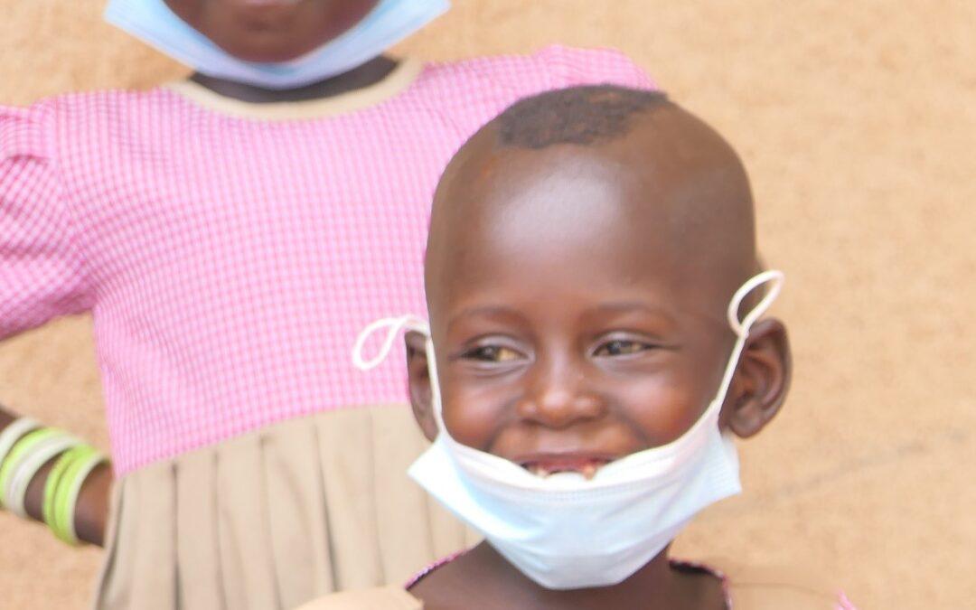 Afsluiting schooljaar kleuterscholen in Burkina Faso